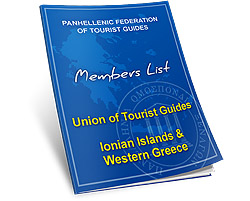 Ionian Islands & Western Greece Union of Tourist Guides